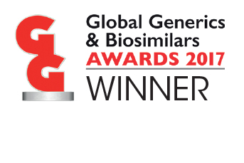Amneal Wins Two at the 2017 Global Generics & Biosimilars Awards