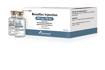 Amneal Biosciences Introduces Busulfan Injection, Generic for Busulfex®