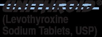 Unithroid (Levothyroxine)